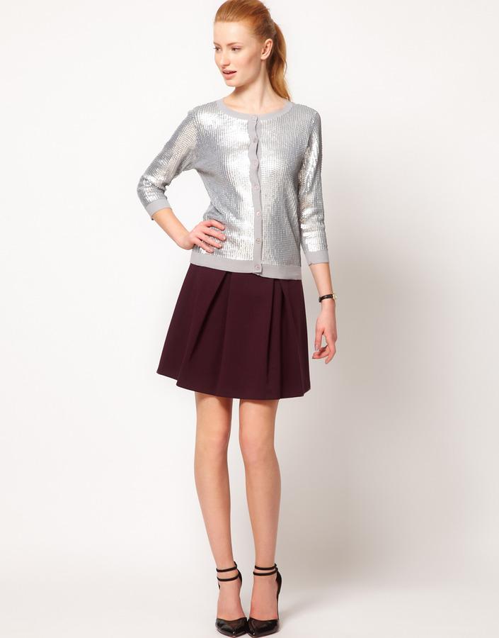 Oasis Lantern Skirt