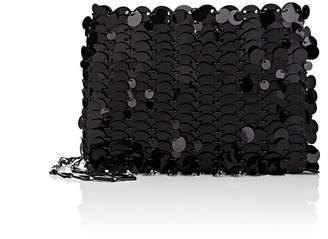 Paco Rabanne Women's Iconic Leather Chain Bag