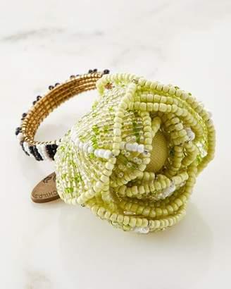 Mackenzie Childs MacKenzie-Childs Cabbage Napkin Ring