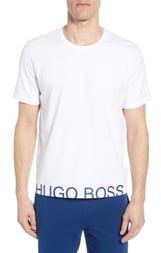 BOSS Identity Stretch Cotton Crewneck T-Shirt