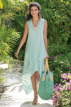 Soft Surroundings Amalfi Dress