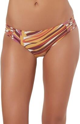 O'Neill Anacapa Strappy Hipster Bikini Bottoms