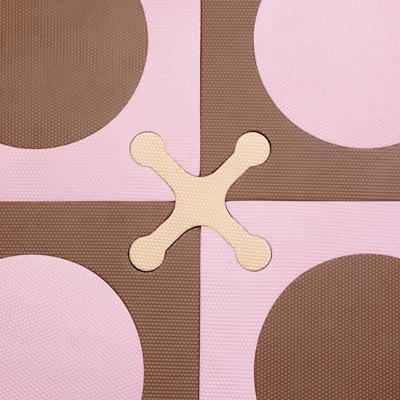 Skip Hop Playspot Interlocking Foam Tiles Pink