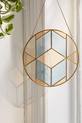 Urban Outfitters Lilley Stained Glass Window Hanging $59 thestylecure.com