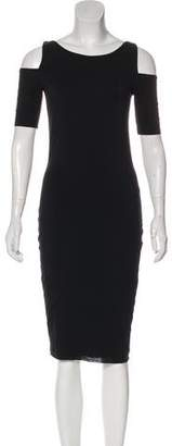 Bailey 44 Cutout Midi Dress