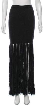 Opening Ceremony Fringe Maxi Skirt w/ Tags