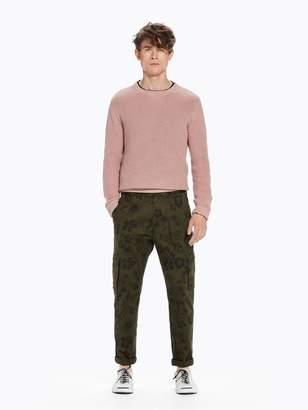 Scotch & Soda Blake - Pleated Cargo Pants Regular slim fit