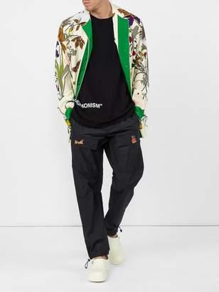 Marcelo Burlon County of Milan Fireball cargo pants