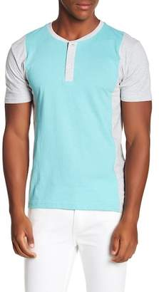 MTL APPAREL Short Sleeve Henley