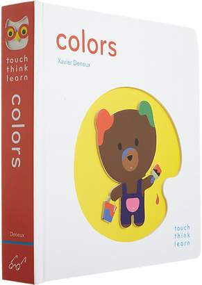Chronicle Books TouchThinkLearn: Colors (Board Book)