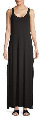 White Crow Scoopneck Maxi Dress