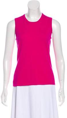 TSE Cashmere Sleeveless Knit Top