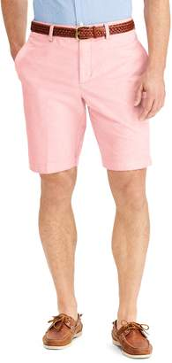 Chaps Men's Classic-Fit Oxford Stretch Shorts