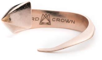Third Crown Prizm Wrap Rose Gold Ring