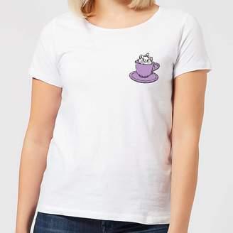 Disney Aristocats Marie Teacup Women's T-Shirt
