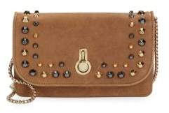 Leather Crossbody Convertible Clutch