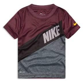 Nike Boys' Dri-Fit Logo Sash Tee - Little Kid