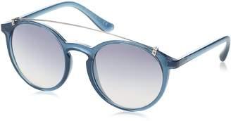 Ray-Ban Vogue VO 5161S 25347B Sunglasses Silver Mirror Lens