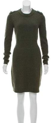 Marc by Marc Jacobs Wool Sweater Dress