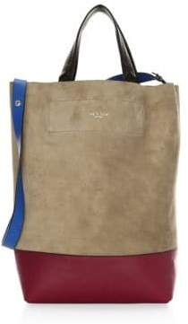 Rag & Bone Walker Convertible Suede Tote
