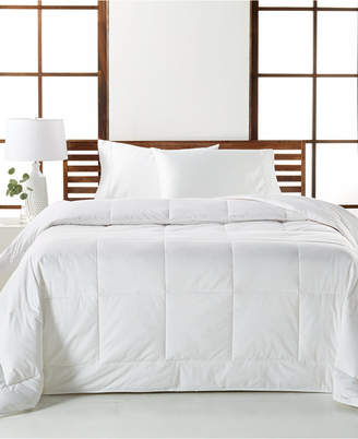 Hotel Collection Closeout! White Down Medium Weight Full/Queen Comforter, Created for Macy's Bedding