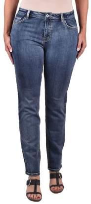 True Blue Stretch Terry Jeans
