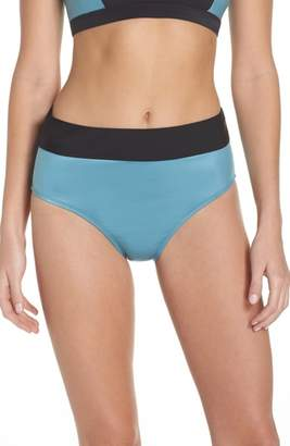 Zella Element High Waist Bikini Bottoms
