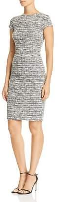 Aqua Tweed Sheath Dress - 100% Exclusive