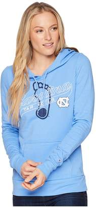 Champion College North Carolina Tar Heels Eco University Fleece Hoodie Women's Sweatshirt