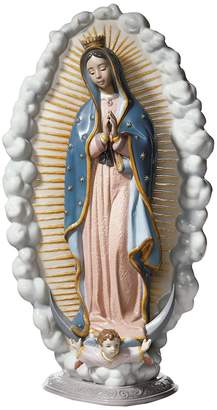 Lladro Our Lady Of Guadalupe Figurine