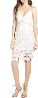 ASTR the Label ASTR Lace Bodycon Dress