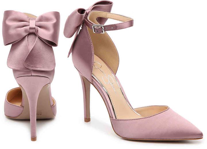 Women's Polla Pump -Light Pink