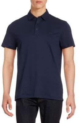 Michael Kors Sleek Cotton Polo