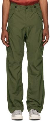 Visvim Green Eiger Cargo Pants