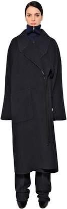 Maison Margiela Reversible Double Cashmere Coat