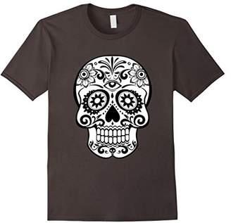 DAY Birger et Mikkelsen Sugar Skull Dia De Los Muertos T-shirt of the Dead