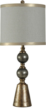 Stylecraft Style Craft 35In Contemporary Table Lamp