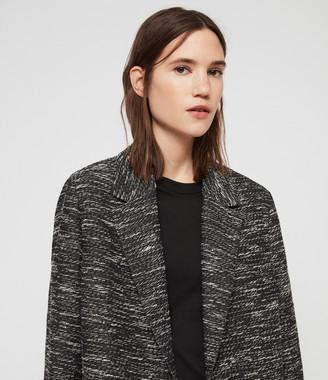 AllSaints Cora Boucle blazer