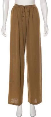 TSE Wool High-Rise Pants