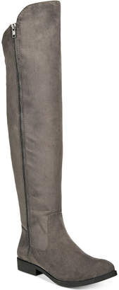 Style&Co. Style & Co Hadleyy Over-The-Knee Boots, Created for Macy's Women's Shoes