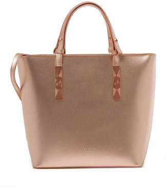 4b5a1816f804 Ted Baker Jaceyy Adjustable Handle Leather Shopper