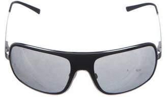 Dolce & Gabbana Gradient Aviator Sunglasses