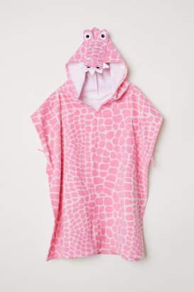 H&M Hooded Towel - Pink