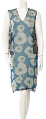 Dries Van Noten Silk Dress w/ Tags