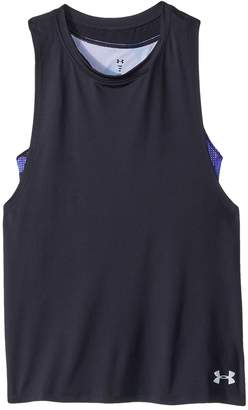 Under Armour Kids 2-in-1 Tank Top Girl's Sleeveless