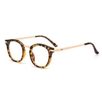 6cc0e3036d at Amazon Canada · clear D.King Vintage Round Prescription Eyeglasses Horn  Rim Lens Eye Glasses Frame