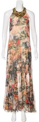 Alice + Olivia Jungle Maxi Dress w/ Tags