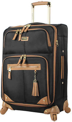 Steve Madden Luggage Harlo 24-Inch Checked Luggage - Women's
