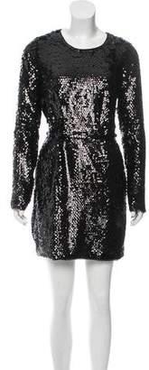 Rachel Zoe Sequin Mini Dress