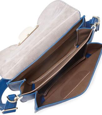 f63bfc05546b ... Furla Ducale Small Pebbled Leather Crossbody Bag